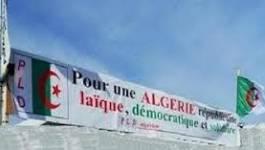 PLD : réveillons-nous ! L'Algérie est en danger !
