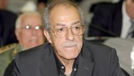 Yahia Guidoum saborde le conseil national du RND