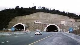 Autoroute : l'ouverture du tube droit du tunnel Constantine-Skikda reporté
