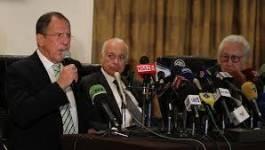Syrie : réunion tripartite à Genève, Damas s'en prend à Lakhdar Brahimi