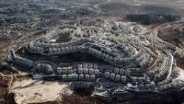Un rapport de l'Onu demande la fin des colonies en Cisjordanie