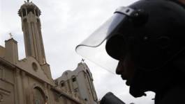 Egypte : l'armée met en échec un attentat contre une église copte