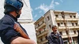 Yennayer : la police empêche une marche pacifique à Tizi-Ouzou