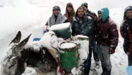 Vague de froid : le spectre de l'hiver dernier plane sur la Kabylie