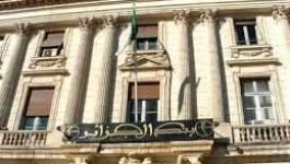Algérie: les réserves de change estimées à plus de 190 milliards de dollars