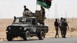 La Libye demande de l'aide pour la sécurité de ses frontières