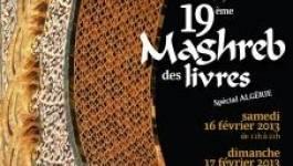 19e Maghreb des livres à Paris : près de 200 auteurs présents