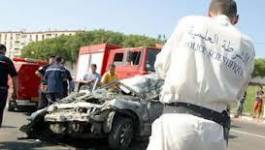 Algérie : 3.737 morts dans des accidents de circulation en 2012