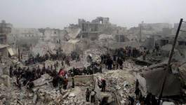 Syrie : un missile tue au moins 31 personnes, dont 14 enfants et cinq femmes à Alep