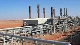 La production de gaz du site de Tiguentourine redémarre ces jours-ci