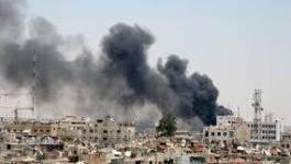 Syrie : violents combats à Damas, l'offre de dialogue compromise