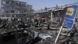 Attentat de Damas : 90 morts selon l'OSDH