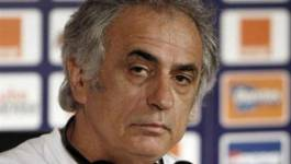 Vahid Halilhodzic (entraîneur de l'EN) se défausse sur la presse