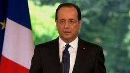 France : une croissance de moins 0,8% estime François Hollande
