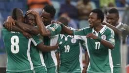 Le Nigeria vainqueur de la 29e coupe d'Afrique des nations
