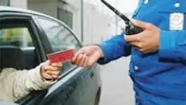 Le permis de conduire à points sera lancé dans une semaine
