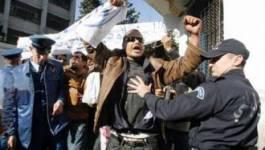 Arrestation de plusieurs syndicalistes à Alger