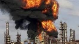 Incendie de la raffinerie de Skikda : opération assurance de Sonatrach