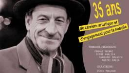 Ideflawen : célébration de 35 ans de carrière dans la chanson contestataire