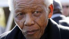 Afrique du Sud : Nelson Mandela réhospitalisé pour infection pulmonaire