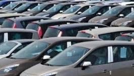 Les importations de véhicules en Algérie toujours en hausse