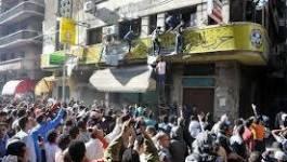Égypte : calme relatif près du siège des Frères musulmans