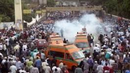 Egypte: affrontements entre manifestants et islamistes en banlieue du Caire