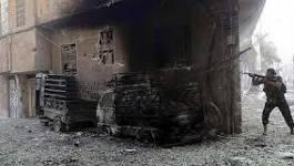 Syrie : combats entre rebelles et soldats à Homs et à Damas