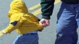 Ould Kablia confirme la montée du phénomène de kidnapping d'enfants