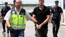 """France : 8 ans de prison pour l'ancien chef de l'ETA """"Txeroki"""""""