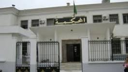 Oran : arrestation d'une cadre de la direction du logement pour corruption