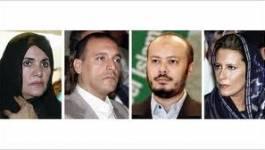 Une partie de la famille Kadhafi est en Algérie, selon le MAE