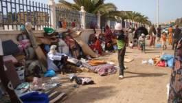 Les Subsahariens réinvestissent de nouveau Oran