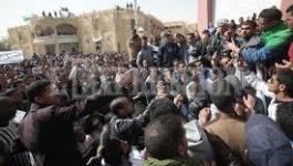 Ouargla : menace d'un sit-in ouvert
