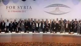 Turquie : l'opposition syrienne choisira son premier ministre