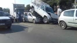 Accidents : 8 morts et 46 blessés en une journée sur les routes