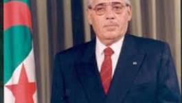 Ali Kafi, ancien président du HCE, est décédé à Genève