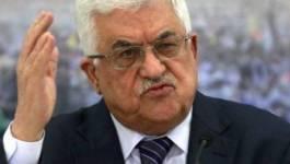Palestine : Abbas veut la libération de détenus et un gel des colonies