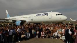 Aigle Azur change de Terminal à Roissy (France)