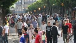 L'Algérie comptait 37,9 millions d'habitants au 1er janvier 2013