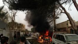 L'ambassade de France en Libye fortement ébranlée par un attentat