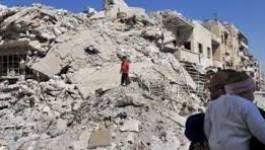 Syrie: une soixantaine de morts dans un raid de l'armée dans le sud