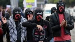 Egypte : 12 membres du mouvement Black Bloc arrêtés devant la présidence