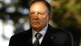Le président Bouteflika rassure sur sa santé