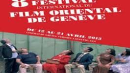 Plusieurs films algériens au festival du film oriental de Genève a débuté