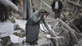 Un important séisme a secoué Iran