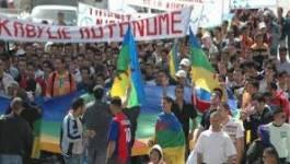 Congrès mondial amazigh : graves dérives du pouvoir algérien
