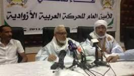Mali: le Mouvement des Arabes de l'Azawad prend le contrôle d'une localité du nord-est