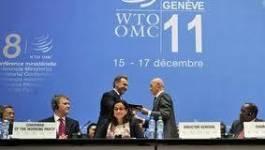 Où en sont les négociations pour l'accession de l'Algérie à l'OMC ?