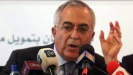 Le Premier ministre palestinien démissionne